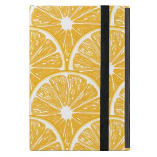 Funda Para iPad Mini Rebanadas anaranjadas, diseño del modelo de la