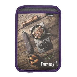 Funda Para iPad Mini Receta de madera deliciosa