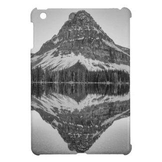 Funda Para iPad Mini Reflexión de la montaña de Sinopah, Parque