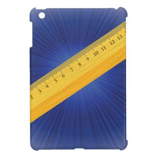 Funda Para iPad Mini regla de madera
