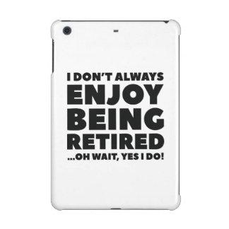 Funda Para iPad Mini Retina Goce el ser retirado