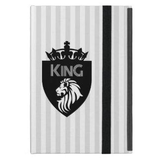 Funda Para iPad Mini Rey cristiano de reyes Lion