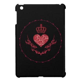 Funda Para iPad Mini Rey del corazón