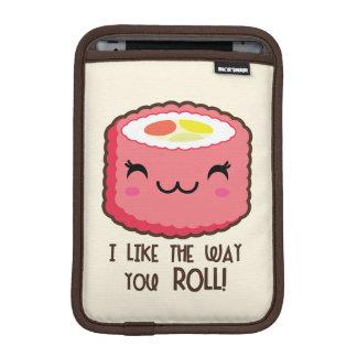 Funda Para iPad Mini Rollo de sushi de Emoji