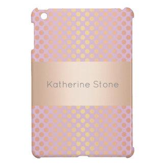 Funda Para iPad Mini Rosa color de rosa elegante elegante del modelo de