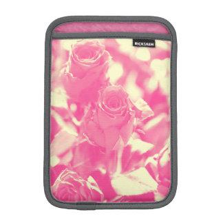 Funda Para iPad Mini Rosa y rosas amarillos suaves