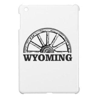 Funda Para iPad Mini rueda de Wyoming