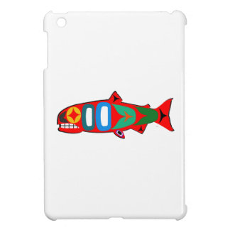 Funda Para iPad Mini Salmones costeros