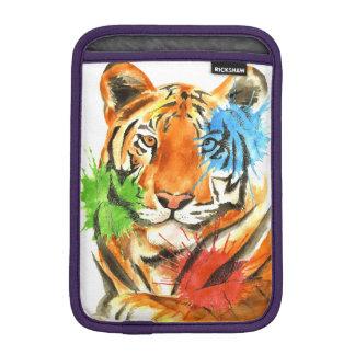 Funda Para iPad Mini Salpicadura del tigre