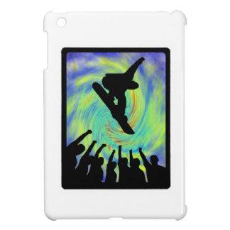 Funda Para iPad Mini Seguidores de la snowboard
