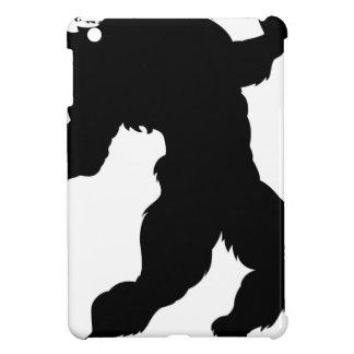 Funda Para iPad Mini Silueta del hombre lobo