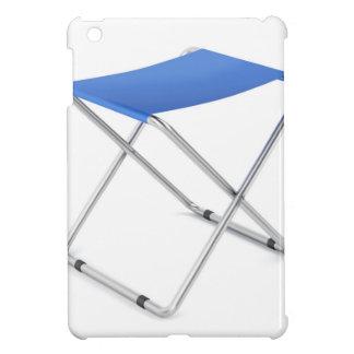 Funda Para iPad Mini Taburete plegable azul