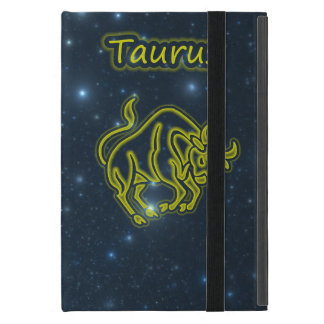 Funda Para iPad Mini Tauro brillante