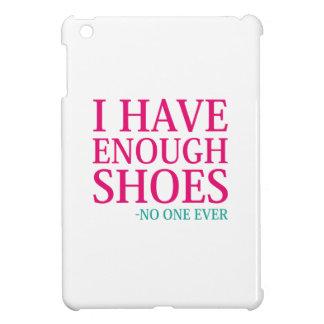 Funda Para iPad Mini Tengo bastantes zapatos