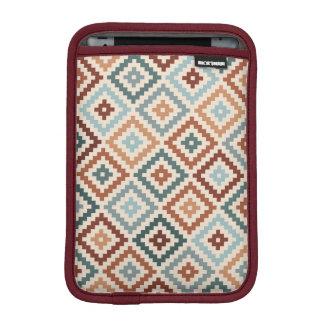 Funda Para iPad Mini Terracota azteca de Crm de los trullos de Ptn del