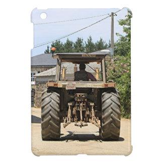 Funda Para iPad Mini Tractor gris en el EL Camino, España