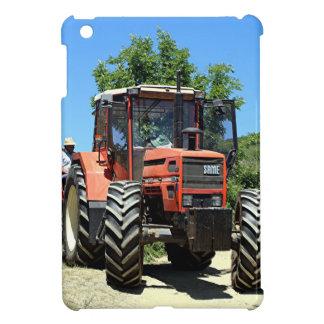 Funda Para iPad Mini Tractor rojo en el EL Camino, España