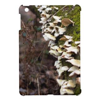 Funda Para iPad Mini tree_moss_winter mushroom_downed