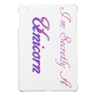 Funda Para iPad Mini Unicornio secreto