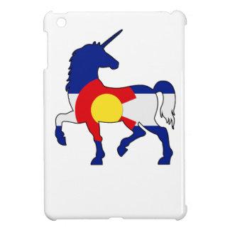 Funda Para iPad Mini ¡Unicornios y Colorado!