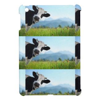 Funda Para iPad Mini Vaca curiosa