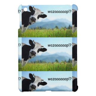 Funda Para iPad Mini vaca del wazaaaaap