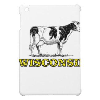 Funda Para iPad Mini Vaca lechera de Wisconsin