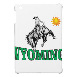 Funda Para iPad Mini Vaquero de Wyoming