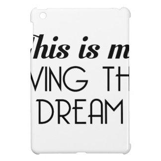 Funda Para iPad Mini Viviendo el sueño