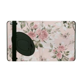 Funda Para iPad Moda lamentable, moda francesa, vintage, floral,