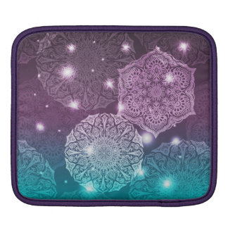 Funda Para iPad Modelo de lujo floral de la mandala
