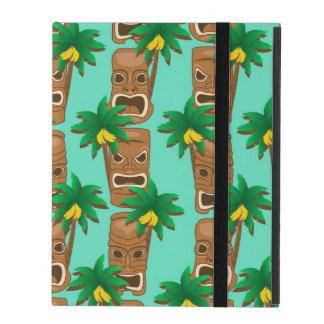 Funda Para iPad Modelo hawaiano de la repetición de Tiki