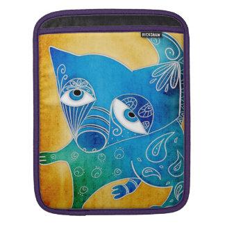 Funda Para iPad Perro azul