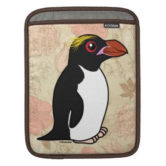 Funda Para iPad Pingüino de los macarrones de Birdorable
