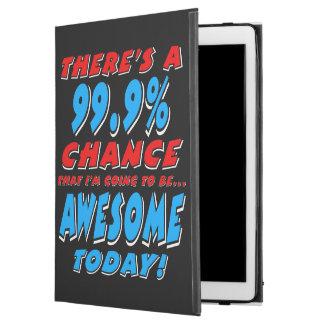 """Funda Para iPad Pro 12.9"""" 99,9% El IR A SER IMPRESIONANTE (blanco)"""