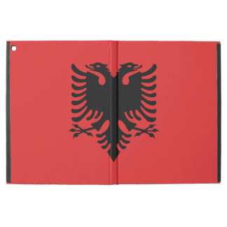 "Funda Para iPad Pro 12.9"" Bandera albanesa patriótica"