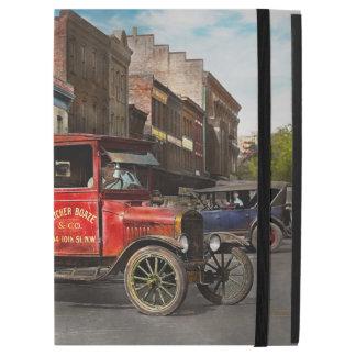 """Funda Para iPad Pro 12.9"""" Camión - aves de corral vestidas caseras 1926"""