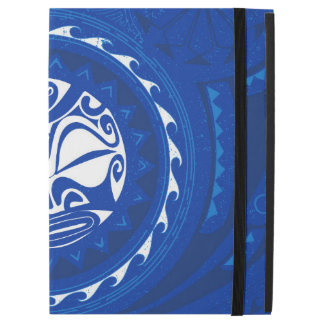 "Funda Para iPad Pro 12.9"" Caso del iPad de Tatou Moana favorable"