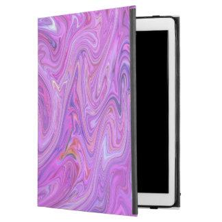 """Funda Para iPad Pro 12.9"""" Colores cremosos, rosados"""