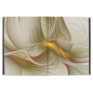 """Funda Para iPad Pro 12.9"""" Colores de metales preciosos, arte abstracto del"""