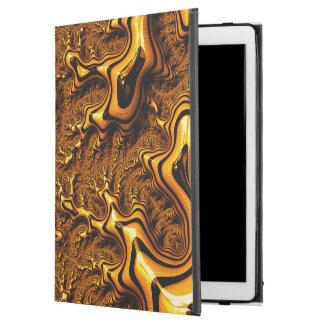 """Funda Para iPad Pro 12.9"""" Extracto Trippy del pudín de chocolate del arte"""