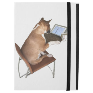 "Funda Para iPad Pro 12.9"" favorable caso pie Smeagol del iPad bull terrier y"