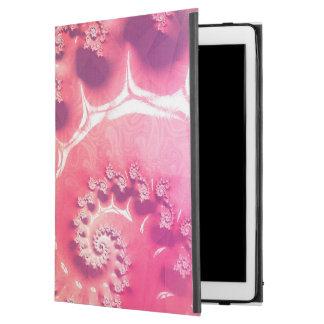"""Funda Para iPad Pro 12.9"""" Helado rosado para 21 sabores de Fibonacci"""