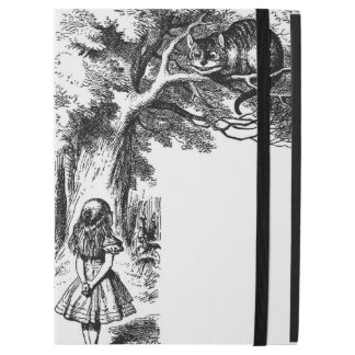"Funda Para iPad Pro 12.9"" iPad favorable con Alicia en el ilustracion del"