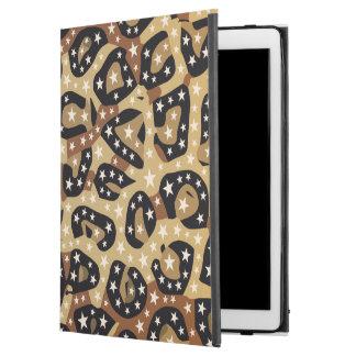 """Funda Para iPad Pro 12.9"""" La impresión del guepardo de Brown protagoniza el"""