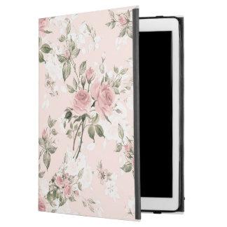"""Funda Para iPad Pro 12.9"""" Moda lamentable, moda francesa, vintage, floral,"""