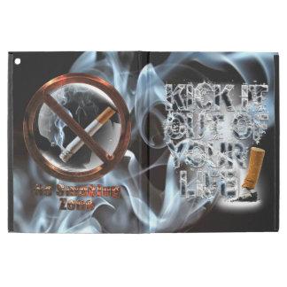 """Funda Para iPad Pro 12.9"""" Pare el fumar"""