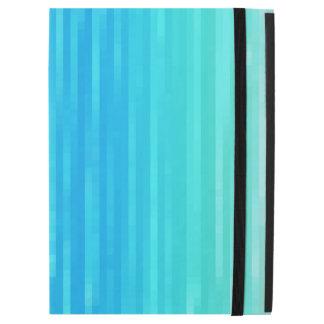 """Funda Para iPad Pro 12.9"""" Verde de azules turquesas en colores pastel del"""