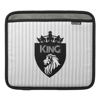 Funda Para iPad Rey cristiano de reyes Lion