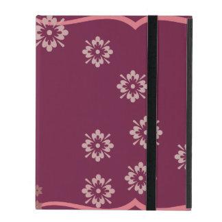 Funda Para iPad Rosa y florecido